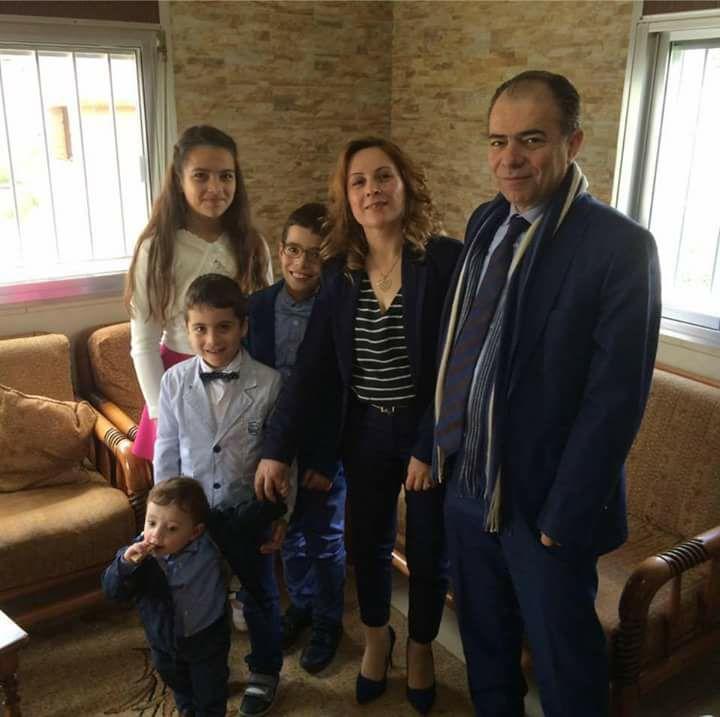 تعيين الدكتور جريس ماضي مديراً لمستشفى بنت جبيل الحكومي