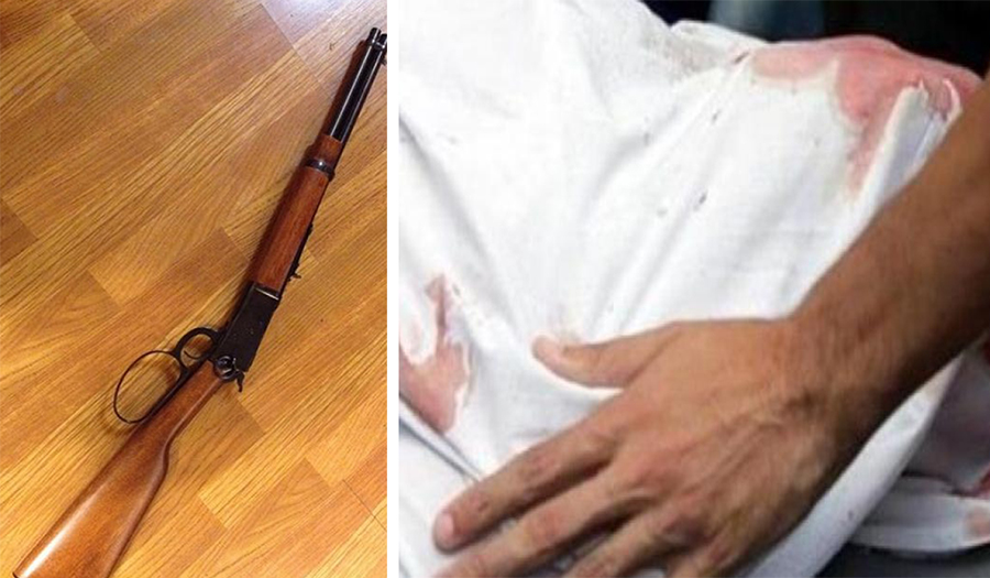 عريف في الجيش عثر عليه مضرجاً بدمائه والى جانبه بندقية صيد في منزله في عين حرشا