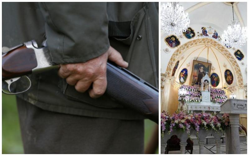 موقع VDL NEWS: جريمة قتل وقعت في كنيسة مار الياس في بلدة حميص قضاء زغرتا... دخل إلى الكنيسة واطلق النار من بندقية صيد على امرأة خمسينية!