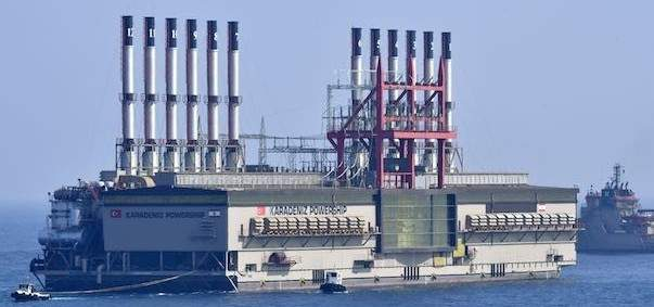 بعد تداول أخبار تتعلق ببواخر الطاقة...شركة كارباورشيب تردّ وتوضح