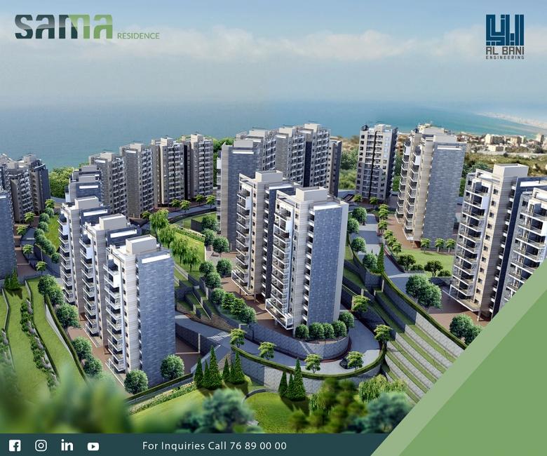 سما الدوحة.. أحدث مشروع لشركة الباني للإستثمار العقاري.. هندسته المعمارية تجسد الأناقة و النوعية من حيث التصميم و التنفيذ