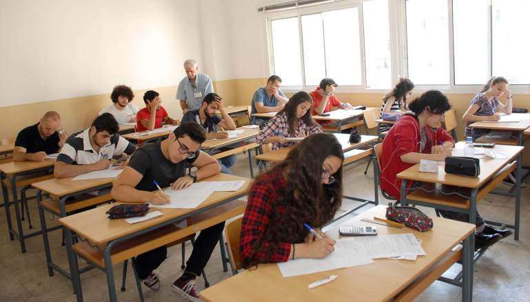 """في احدى المدارس اللبنانية: لم ينجح احد بـ """"البريفيه"""" والمدير يستقيل!"""