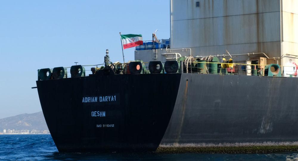 """وزير خارجية تركيا: ناقلة النفط الإيرانية أدريان داريا """"غريس 1 سابقا"""" تتجه إلى لبنان وليس إلى تركيا"""