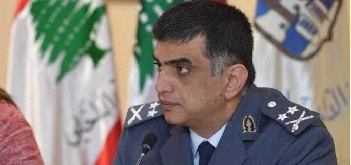 المدير العام لقوى الأمن الداخلي تعليقاً على توقيف أحد ضباط قوى الأمن: ما يتداول يفتقد إلى الدقة