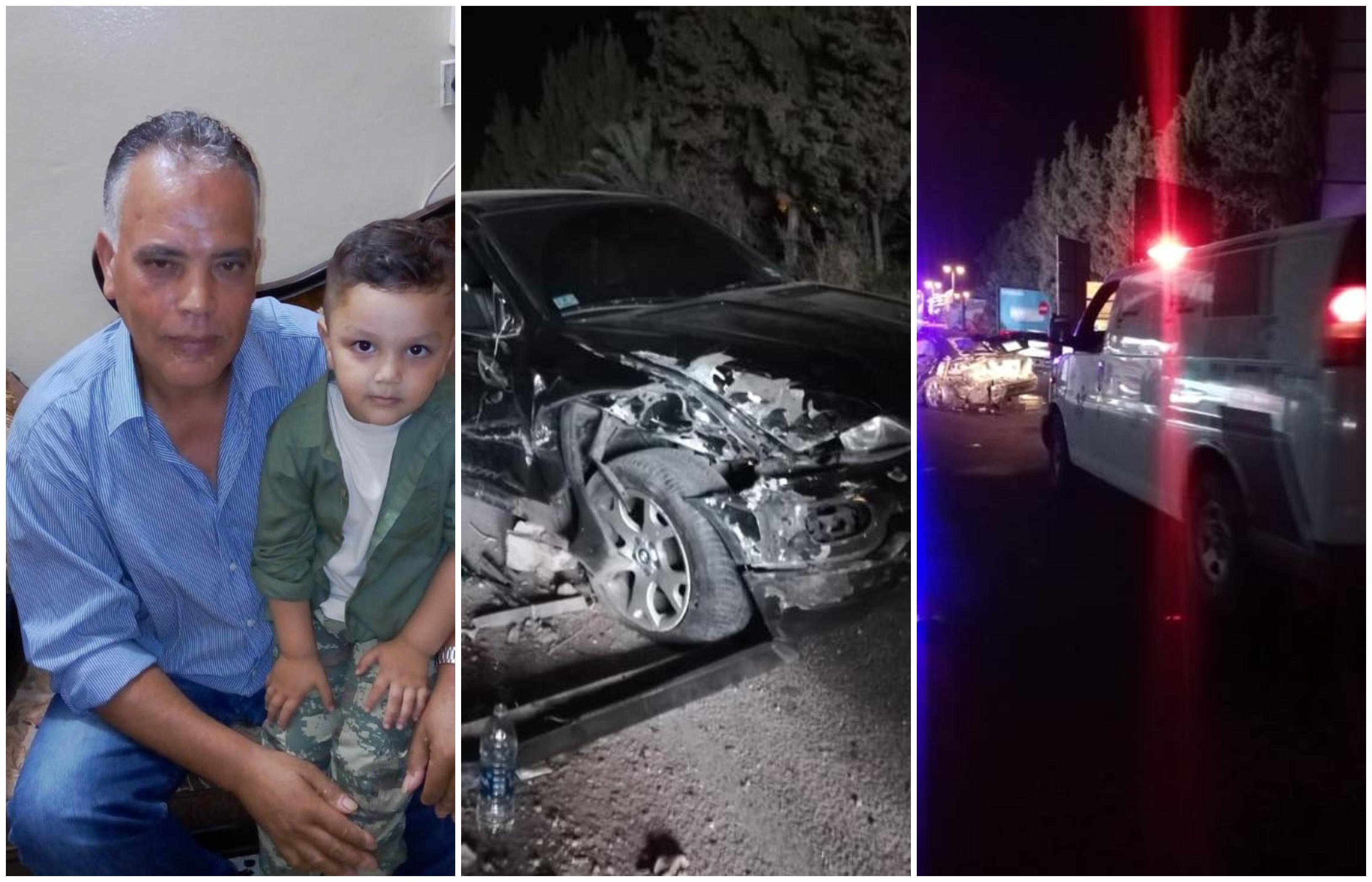 """بعد حادث السير المروع فجر اليوم في الشبريحا - صور...""""وليد"""" توفي متأثرا بجراحه"""