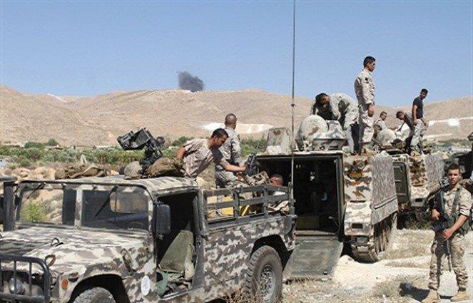 """إحالة """"ماجد حميد"""" على القضاء بجرم الانتماء لمنظمة إرهابيّة والمشاركة بالاعتداء على الجيش اللبناني في عرسال"""