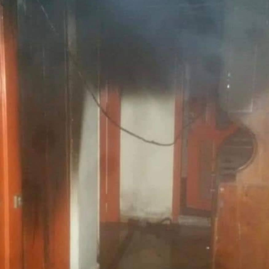 حريق يقتل مواطناً في طرابلس...والجيران وفرق الإطفاء عملوا على إنقاذ بقية أفراد العائلة...الحريق التهم المنزل وأتلف محتوياته