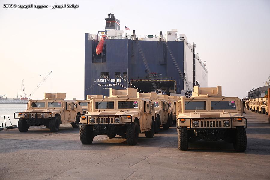 آليات مدرعة وأسلحة وأجهزة اتصالات بقيمة 60 مليون دولار: من أميركا الى لبنان!