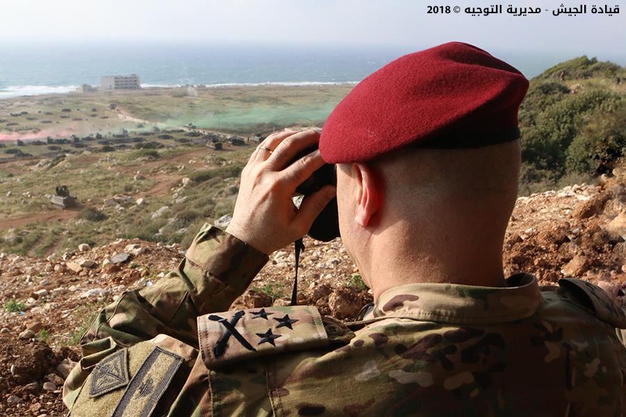 الجيش اللبناني: جهوزية تامة لمواجهة أي طارئ