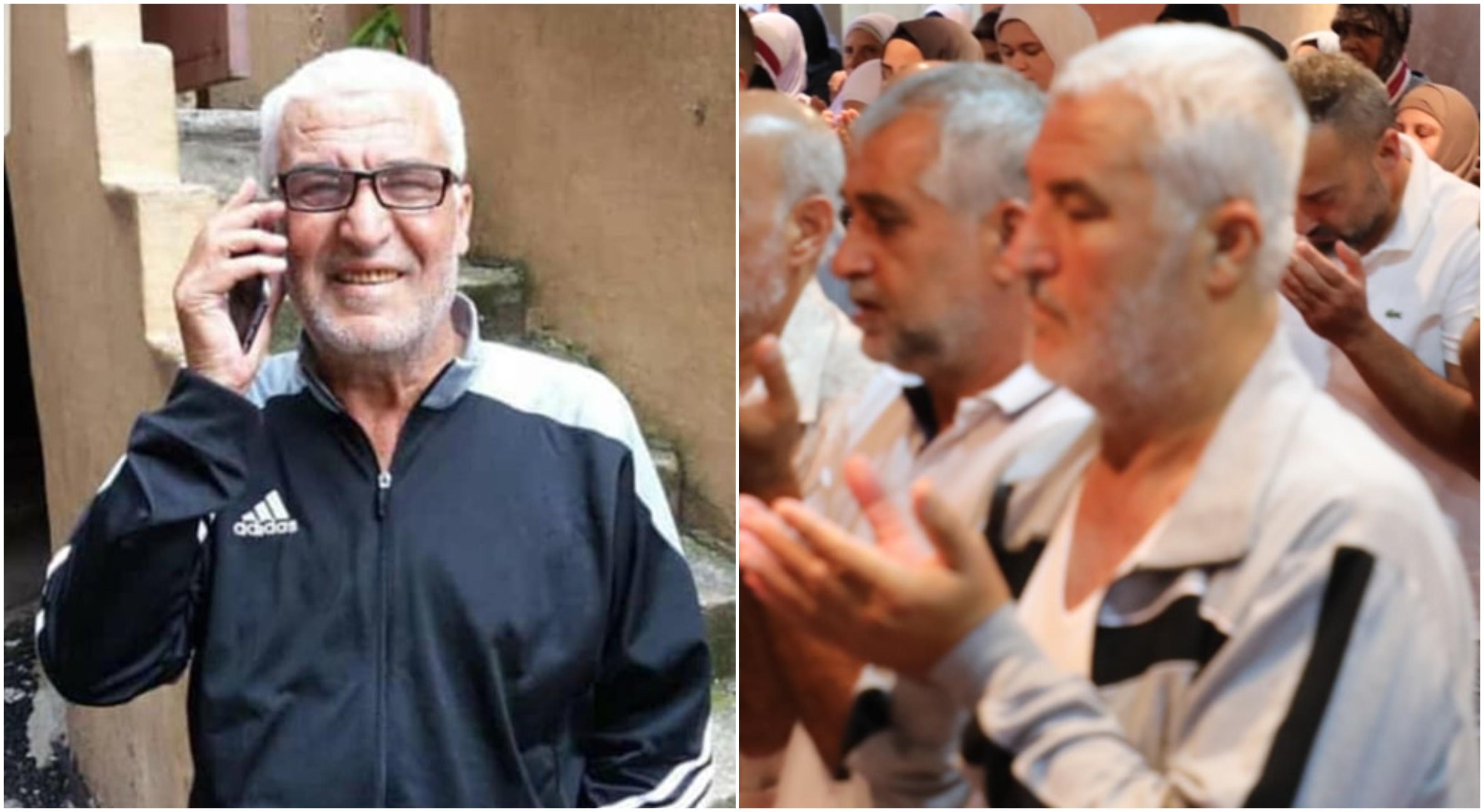 """""""الحاج جعفر"""" ابن مجدل زون أصابته نوبة قلبية حادة وتوفي أثناء تأدية مناسك الحج"""