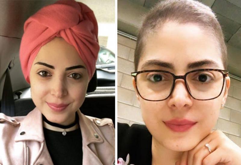 """الشابة ميشيل حجل جمعت الـ740,521 دولار المنشودة لإستكمال رحلة علاجها من السرطان...وكتبت """"كيف فعلنا ذلك في أقل من شهر...إنها مشيئة الله"""""""
