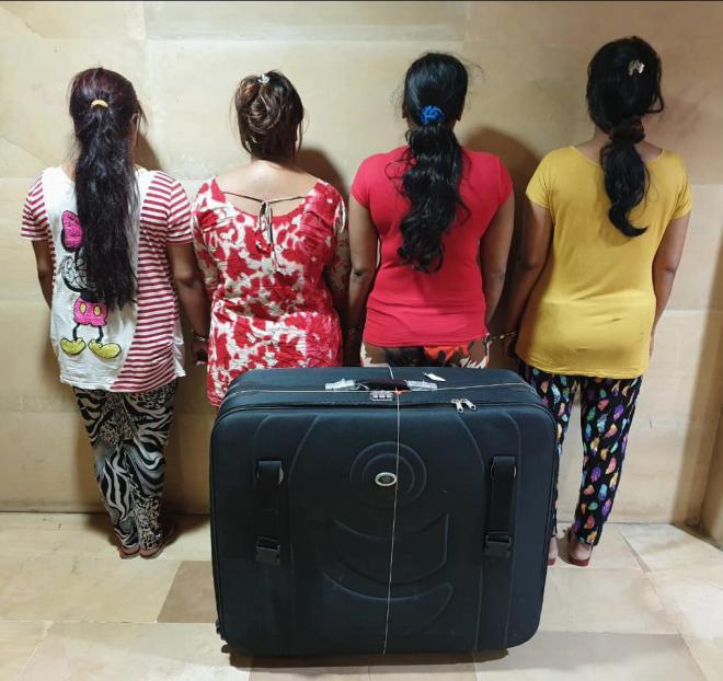 """الكشف عن ملابسات جريمة الدكوانة...الفتيات البنغلادشيات يعملن في الدعارة وقتلن """"ياسمين"""" رئيسة الشبكة بسبب خلافات مادية"""