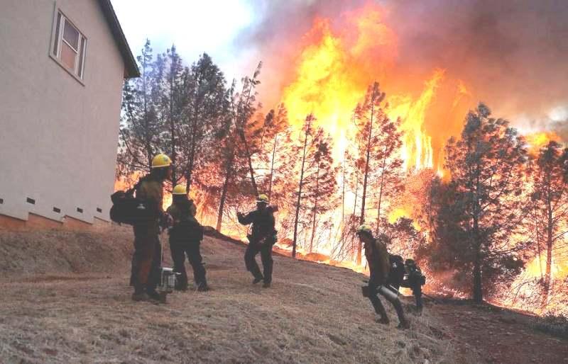في حرائق كاليفورنيا الدموية...63 قتيل واكثر من 600 مفقود والحرائق ستصبح أسوأ في السنوات المقبلة