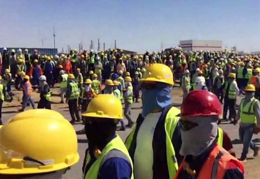 كازاخستان تكشف سبب الاعتداء الحقيقي على العرب واللبنانيين...الإختلافات بظروف العمل بين العمال الأجانب والمحليين!