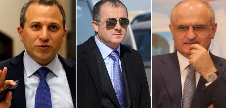 """رويترز: الياس بوصعب سيتولى حقيبة الدفاع في الحكومة الجديدة وسيحتفظ جبران باسيل بـ""""الخارجية"""" وعلي حسن خليل بـ""""المالية"""""""