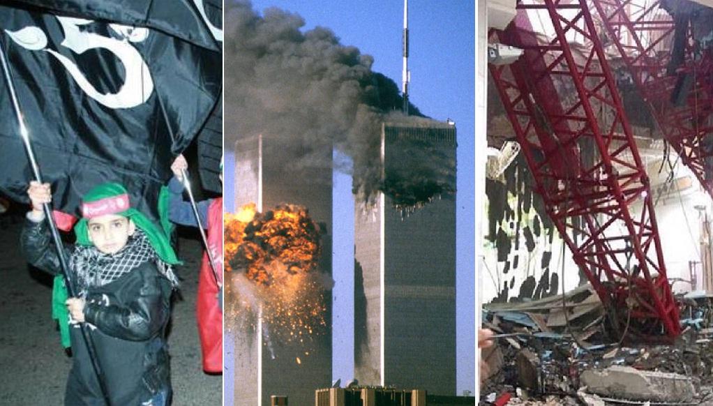 """""""11أيلول"""" يجمع الأحداث العالمية والمفارقات النادرة.. ولادة بشار الأسد وانهيار البرجين وعاشوراء"""
