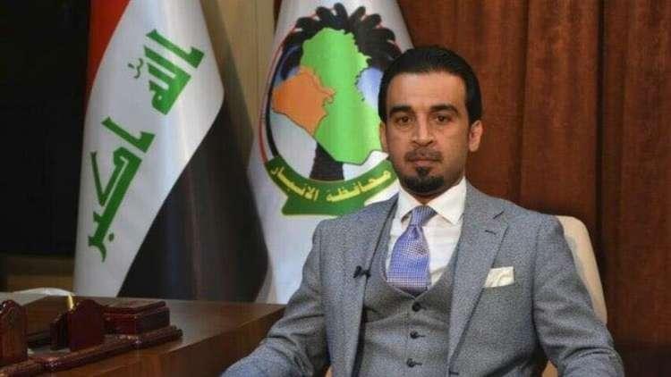 فوز محافظ الأنبار السابق محمد الحلبوسي برئاسة البرلمان العراقي