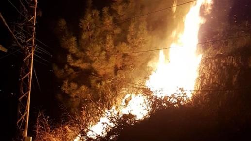 مصدران عسكري وأمني لموقع mtv: لا دقّة حتى الآن لما يتمّ تداوله عن توقيف سوريّين بتهمة إشعال حرائق في مناطق لبنانيّة عدّة