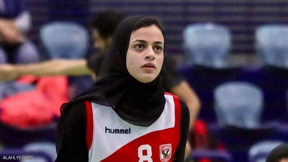 """بالفيديو/ إنجاز عالمي للاعبة المصرية """"ثريا محمد""""...احتلت مكانها ضمن أفضل 10 لاعبين على مستوى العالم في كرة السلة"""