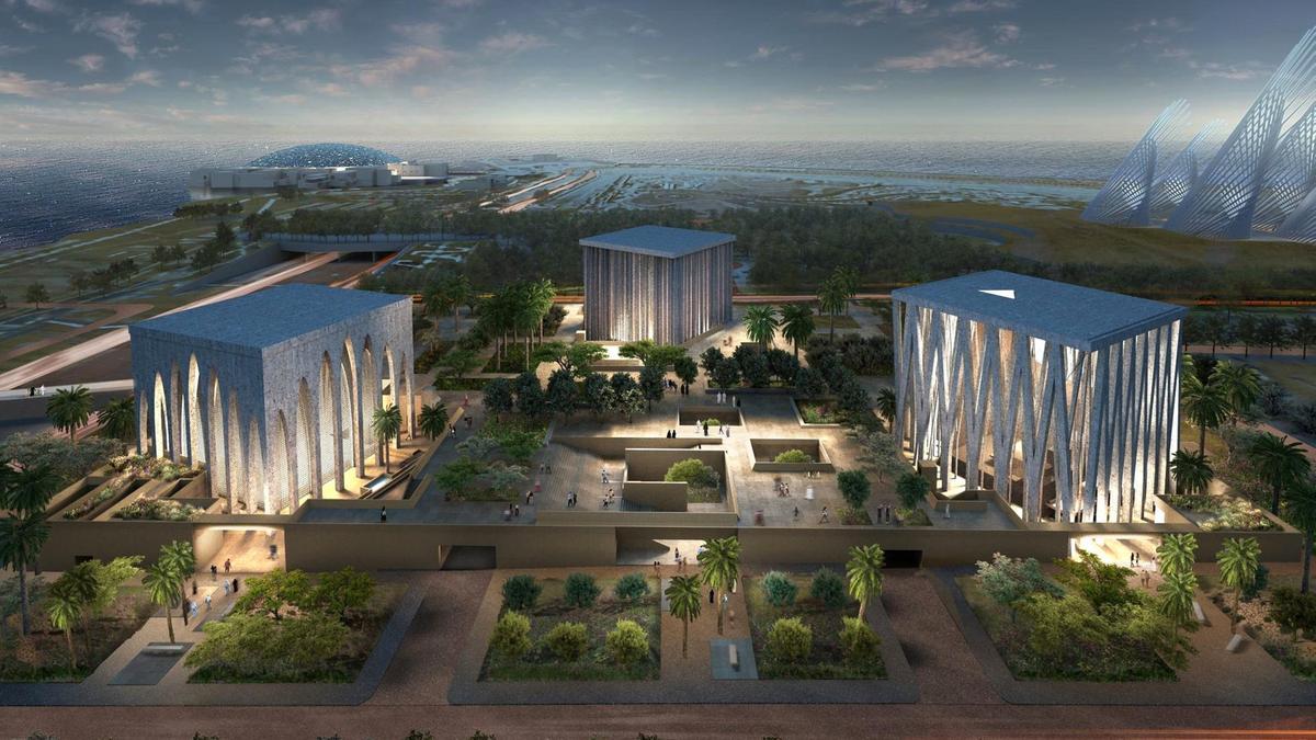 الإمارات ستفتتح أول معبد يهودي رسمي في 2022
