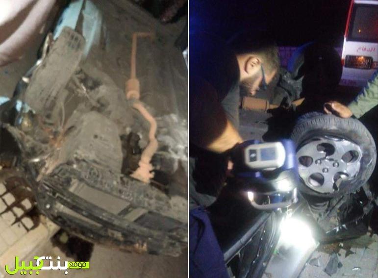 وفاة شابة نتيجة حادث مروع في البربارة