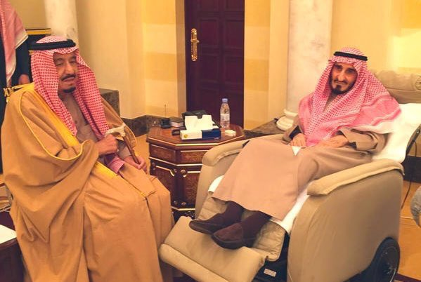 وفاة الأمير بندر بن عبدالعزيز شقيق الملك سلمان بن عبد العزيز