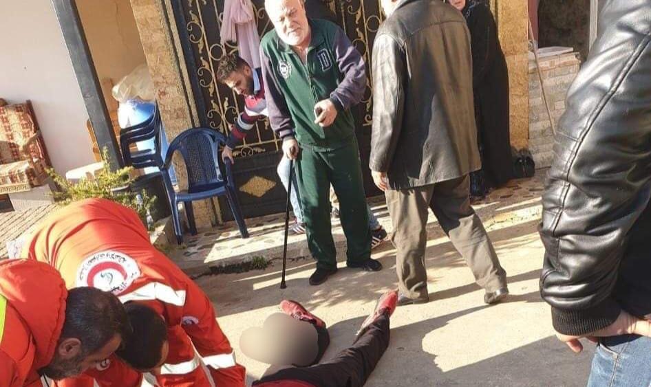 وفاة العسكري في الجيش محمد  رعد بطلق ناري عن طريق الخطأ في بلدة طاران الضنية!