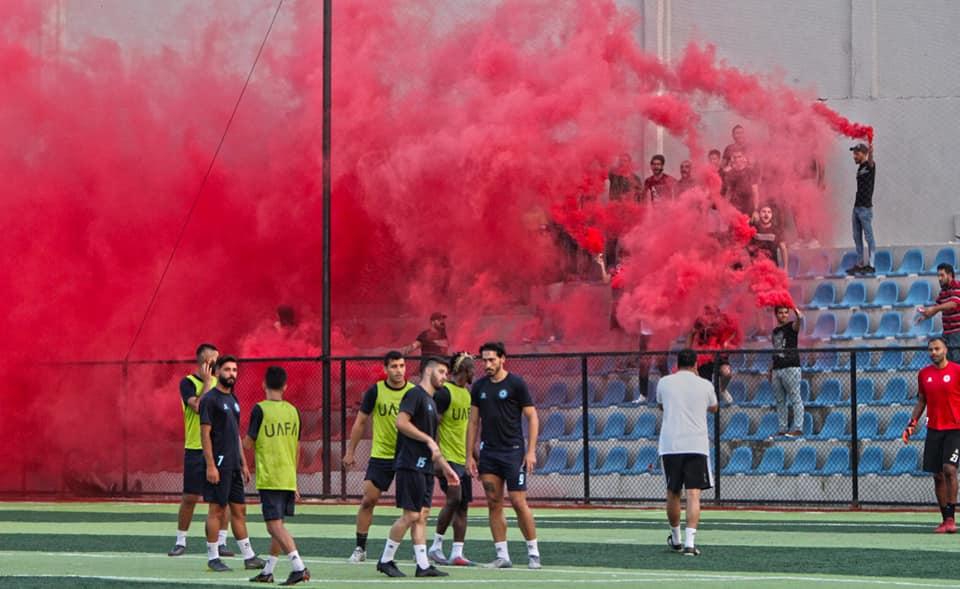 تعادل في الدقيقة الأخيرة يحسم نهاية المباراة بين النجمة والترجي الرياضي التونسي 1-1