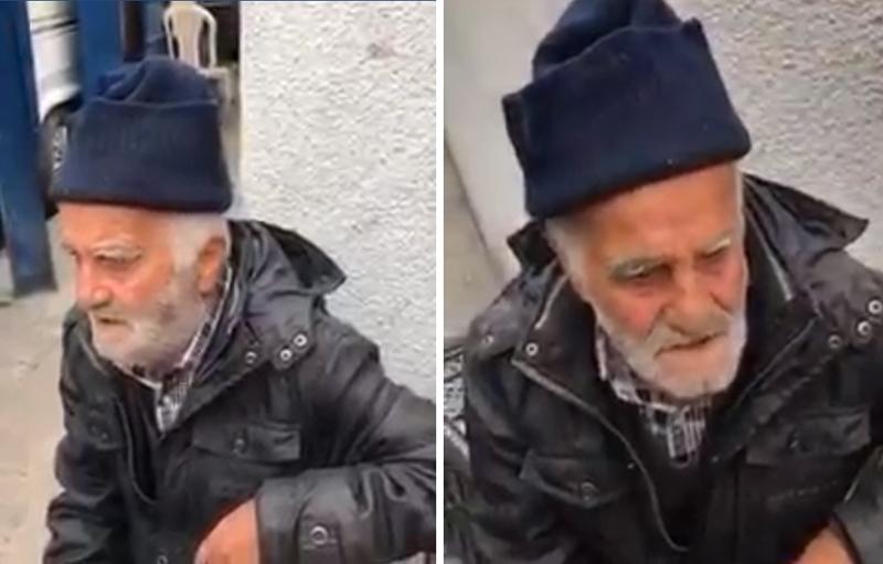 """بالفيديو/ """"أنا دايخ تعبان"""" صرخة مسن في طرابلس بعد مصادرة عربته التي كانت مصدر رزقه"""