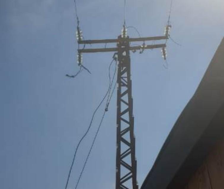 سرقة أسلاك كهربائية بطول 300 متر بين بلدتي القليلة والحنية وانقطاع الكهرباء عن قرى المنطقة