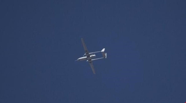 الوكالة الوطنية: طائرة استطلاع إسرائيلية تحلق على علو منخفض فوق النبطية واقليم التفاح