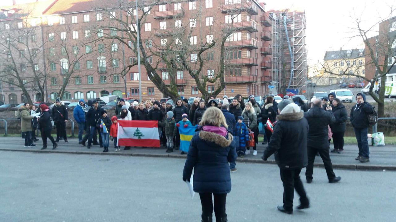 السويد تصرف النظر عن إبعاد لاجئين لبنانيين...200 عائلة كانت مهددة بالترحيل !