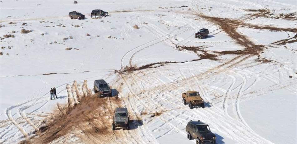 الجيش السوري يحتجز عنصرين لبنانيين من أمن الدولة أثناء قيامهما برحلة تسلق وتزلج في مرتفعات جبل الشيخ