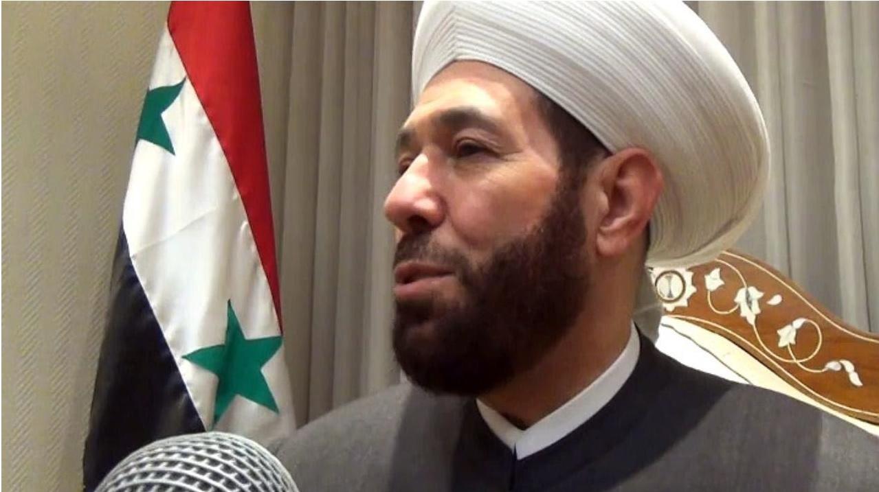 تغريدات مسيئة الى لبنان سببها حساب مزيف لمفتي سوريا..والسفارة السورية توضح