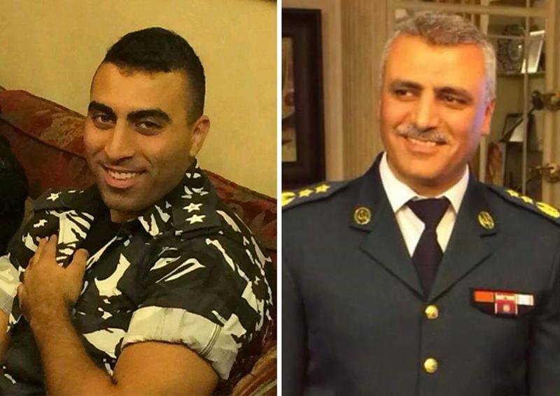موقع بنت جبيل يبارك لابن ميس الجبل عزّت شقير ترقيته من ملازم أول إلى نقيب