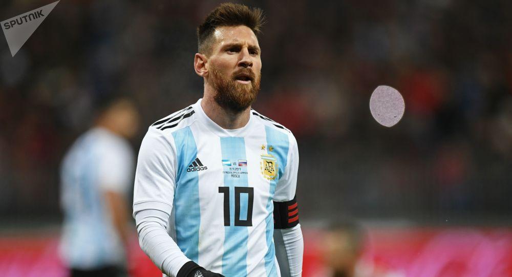 """بعد لقاء وفد """"إسرائيلي"""" بوالده... الأرجنتيني """"ميسي"""" إلى الاراضي المحتلة قريبا للمشاركة في مباراة ودية!"""