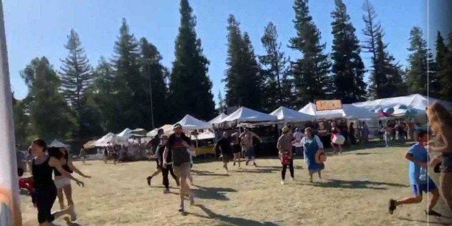 سقوط عدد من القتلى في إطلاق نار في مهرجان للطعام في كاليفورنيا من بينهم منفذ الهجوم