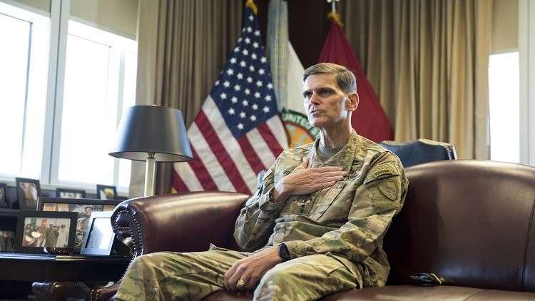 قائد المنطقة الوسطى في الجيش الأميركي إلى بيروت!