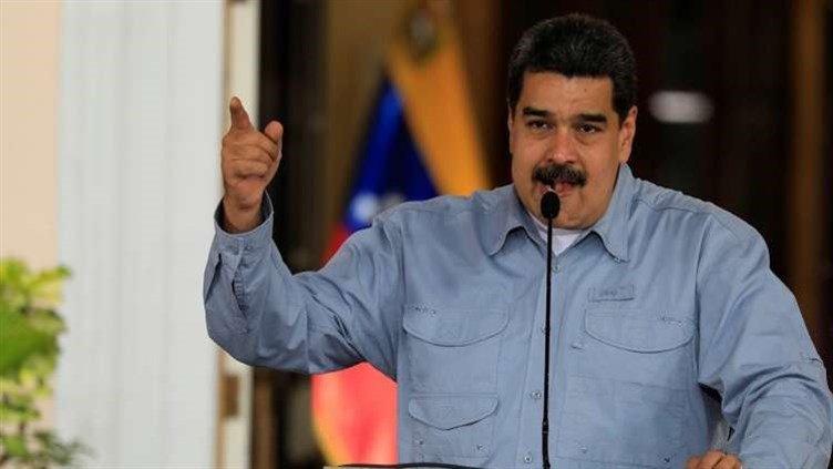 """الرئيس الفنزويلي مادورو: """"كلاب الحرب"""" هم المستفيدون من العدوان على سوريا"""