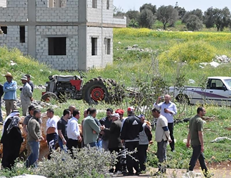 الإختتام النهائي لمهلة تقديم الإعتراضات على أعمال المسح الإجباري لبلدتي بيت ياحون والعديسة