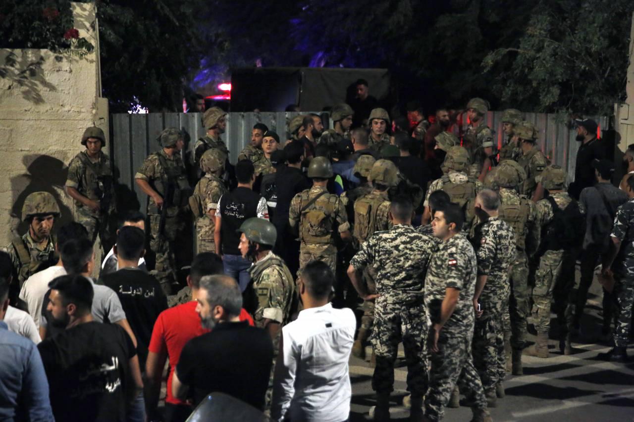 3 إصابات في الضاحية الجنوبية إثر انفجار الطائرة الاسرائيلية فجر اليوم