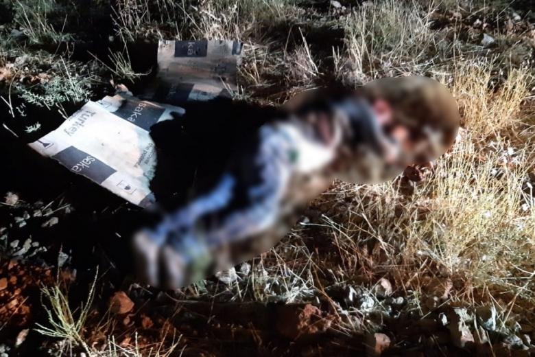 على طريق نحلة يونين...العثور على رجل خمسيني جثة هامدة مصابة بآلة حادة على الرأس