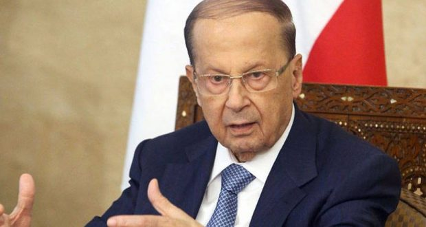 الرئيس عون: الحراك اتى ليزيل الكثير من الخطوط الحمراء وستشهدون في المرحلة المقبلة ما سيرضي جميع اللبنانيين